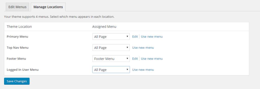 existing-menu
