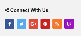 social-account-widget