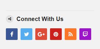 social-account-widget-simple-border