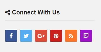 social-account-widget-simple