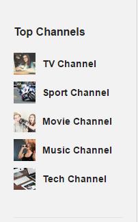 WG-channel