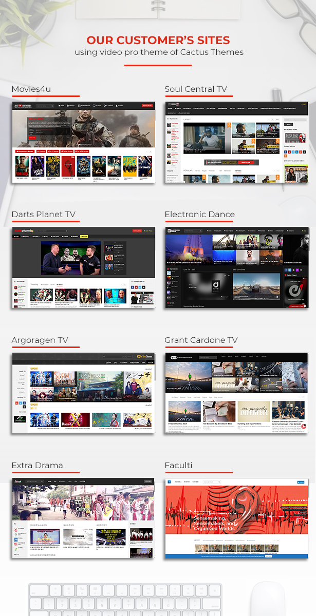 VideoPro - Video WordPress Theme - 7