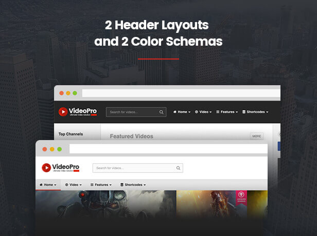 VideoPro - Video WordPress Theme - 22