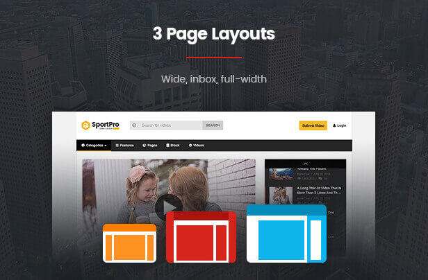 VideoPro - Video WordPress Theme - 25